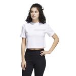 adidas Originals Pride Crop T-Shirt - Women's