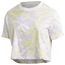 adidas Originals CLR Plus Size Crop T-Shirt - Women's