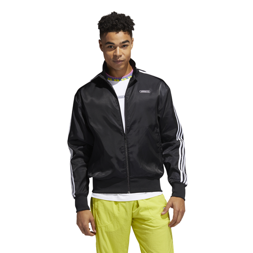 Adidas Originals MENS ADIDAS SATIN FIREBIRD JACKET