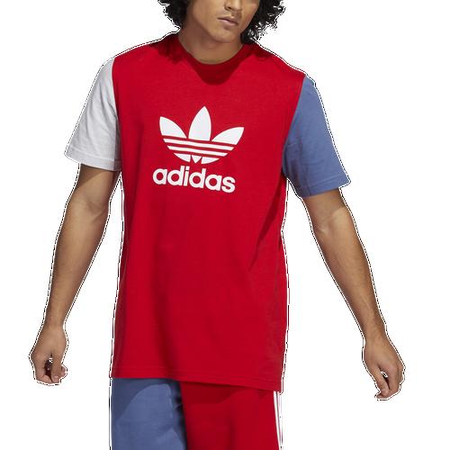 Adidas Originals TREFOIL COLORBLOCK T-SHIRT