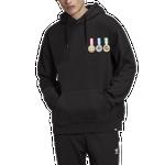 adidas RUN DMC Medal Pullover Hoodie - Men's