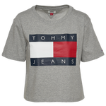 Tommy Hilfiger JNS Crop T-Shirt - Women's