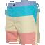 Lacoste Colorblock Stripe Swimtrunk - Men's