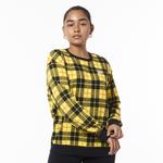 Nike All Over Print Fleece Crew - Women's