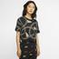 Nike Glam Dunk Crop T-Shirt - Women's