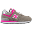 New Balance 574 Classic - Girls' Toddler