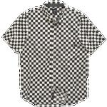 Vans Cypress Checker Woven T-Shirt - Men's