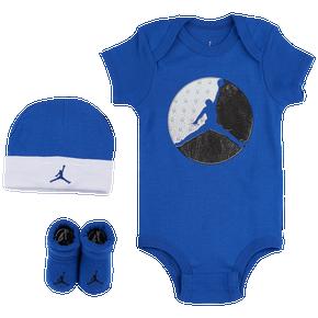 6339fe84a98 Jordan Retro Jumpman 3 Piece Creeper Set - Boys' Infant
