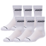 Jordan Jumpman Crew 6 Pack Socks - Boys' Grade School