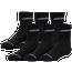 Jordan Jumpman Crew 6 Pack Socks - Boys' Grade School