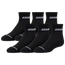 Jordan Jumpman Ankle 6 Pack Socks - Boys' Grade School