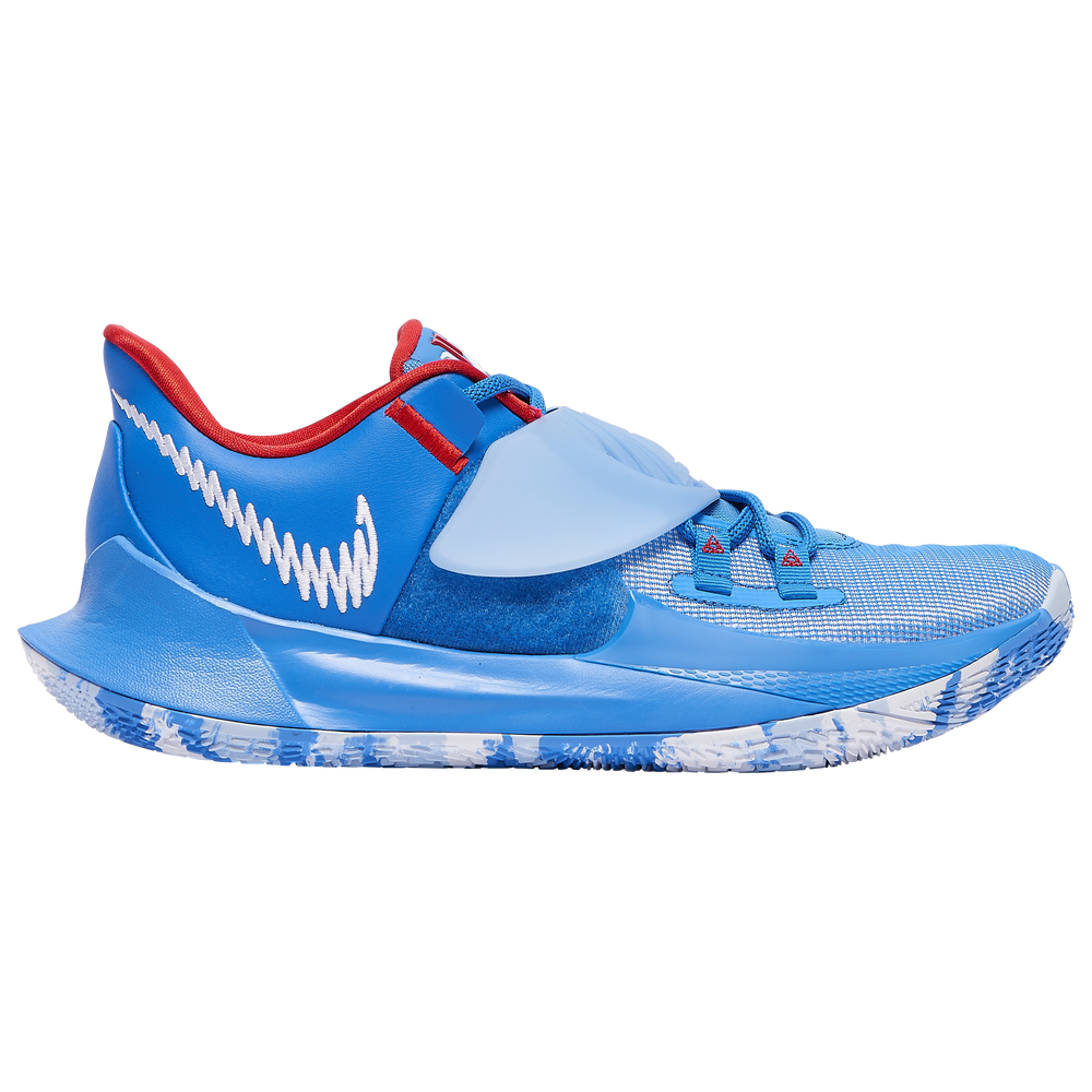 Nike Kyrie Low 3 - Boys Grade School / Pacific Blue/White