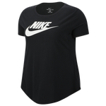 Nike Plus Size Essential Futura T-Shirt - Women's