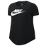 Nike Plus Size Essential Futura T-Shirt - Women's