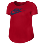 Nike Essential  Futura T-Shirt (Plus Size) - Women's