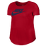 Nike Essential Futura T-Shirt (Plus Size) - Women's
