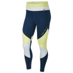 Nike One 7/8 Colorblock Tights - Women's