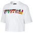 Nike World Flags Crop Top - Women's