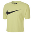 Nike Swoosh Short Sleeve T-Shirt - Women's