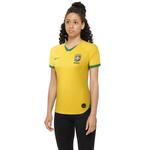 Nike Brazil Breathe Stadium Jersey - Women's