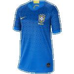 Nike Brazil Breathe Stadium Jersey - Boys' Grade School