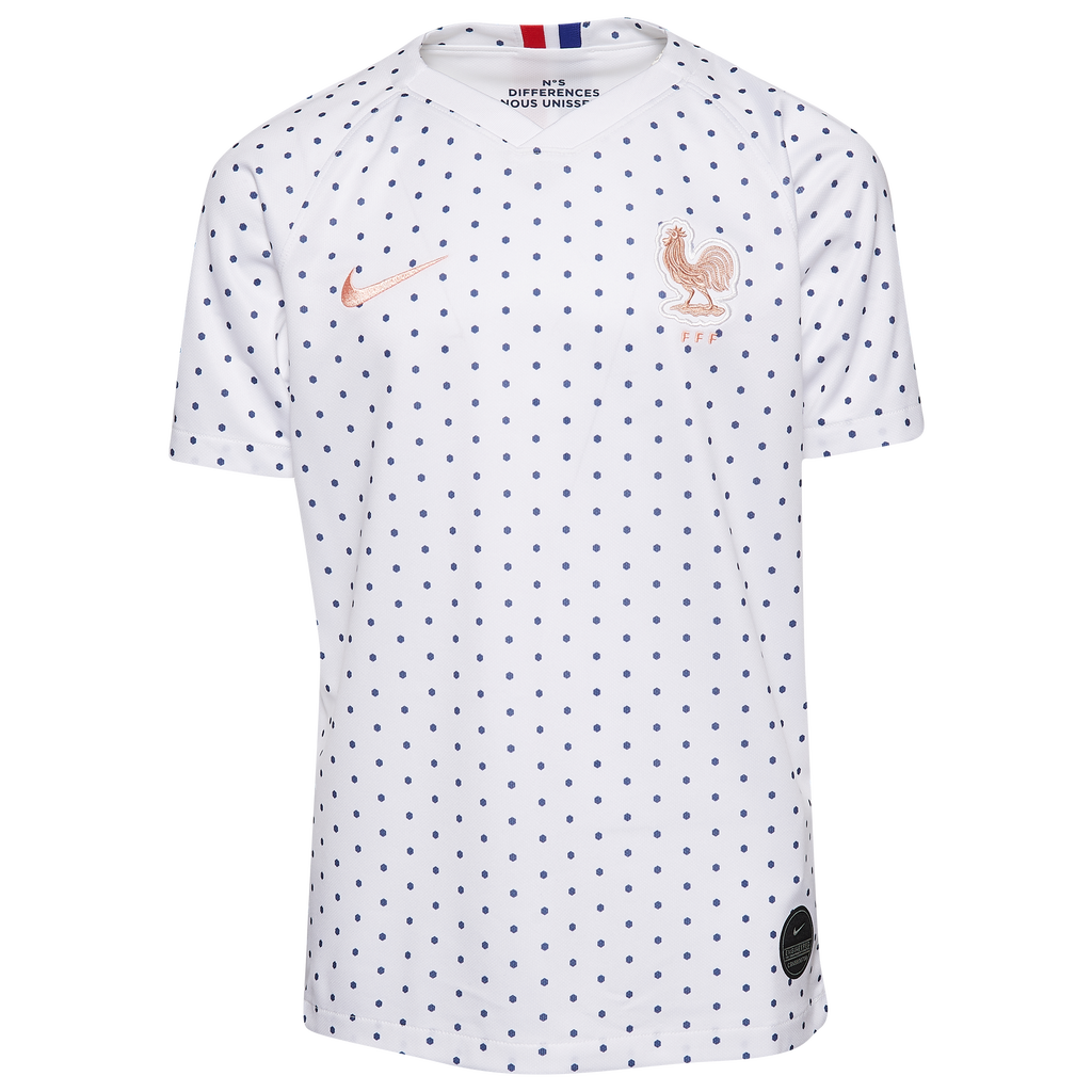 Nike France Breathe Stadium Jersey by Eastbay