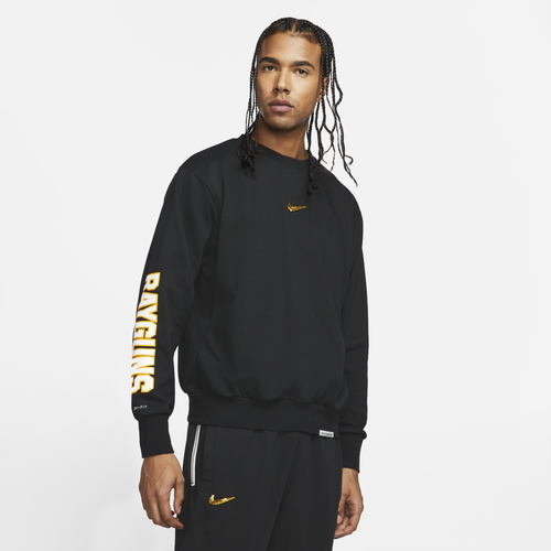 Nike Cottons MENS NIKE STANDARD ISSUE CREW