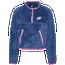 Nike Crop Sherpa 1/4 Zip Pullover - Women's