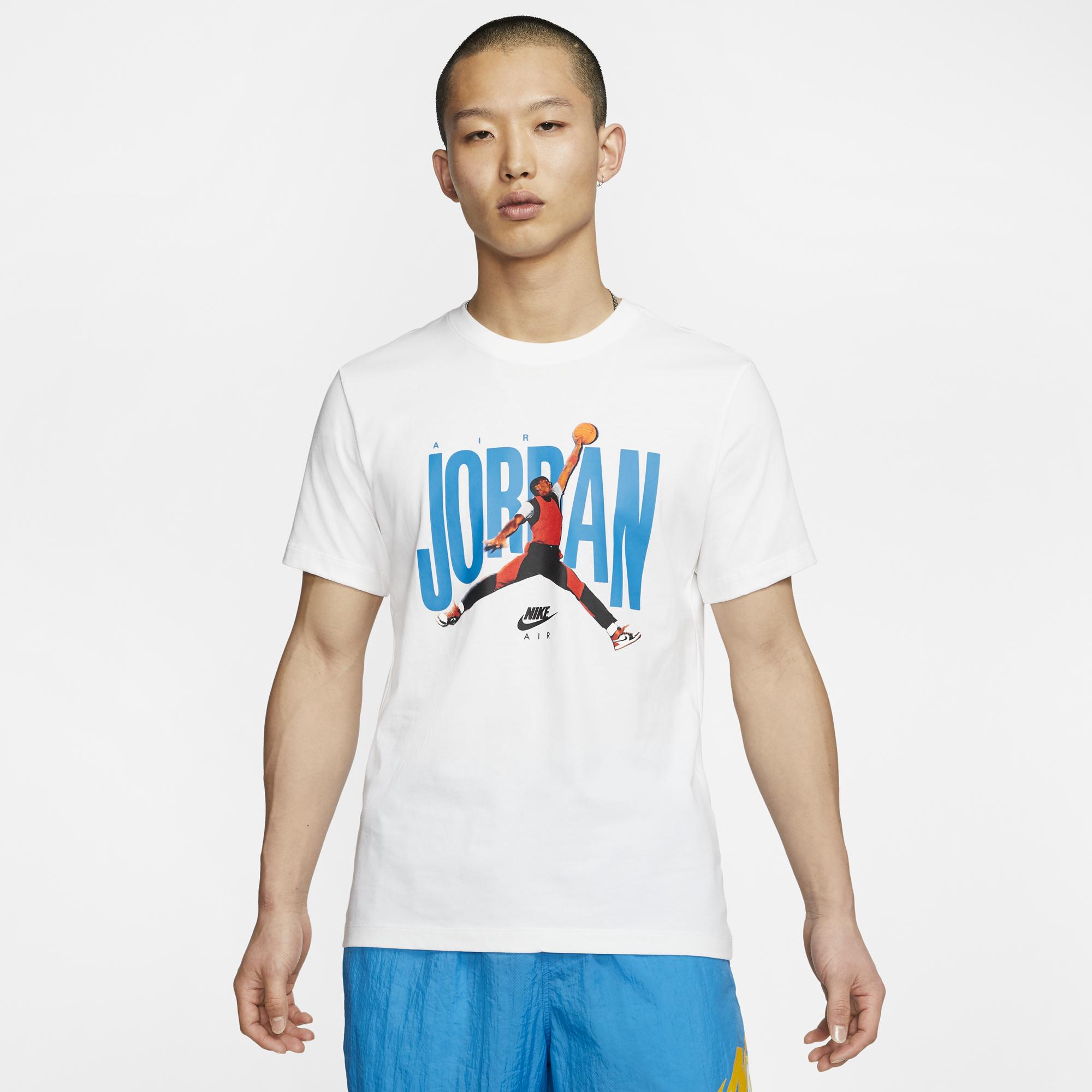 Men's Jordan T-Shirts | Foot Locker