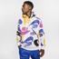 Nike Club AOP Logo Hoodie - Men's