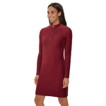 Nike Python Long Sleeve Dress - Women's