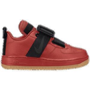 Nike Air Force 1 Mid Kids Preschool Basketball Shoes White