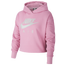 Nike NSW Air Crop Hoodie - Girls' Grade School