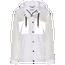 Dkny Hooded Mesh Jacket - Women's