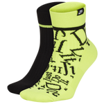 Nike 2 Pack SNKR Sox JDI Ankle Socks - Men's