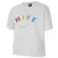 Nike Short Sleeve Crew - Girls' Grade School
