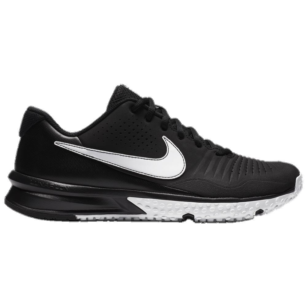 Nike Alpha Huarache 3 Varsity Turf - Mens / Black/White/Iron Grey