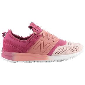 girls' grade school new balance 574 gradient casual shoe