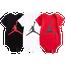 Jordan 3 Pack Jumpman Bodysuit - Boys' Infant