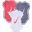 Nike Swoosh Short-sleeve 3 Pack Set - Girls' Infant