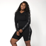 La La Anthony Romper Short - Extended Sizing - Women's