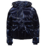 Blanc Noir Puffer Reflective Jacket - Women's