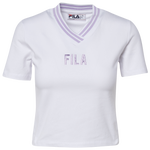Fila Chris V-Neck T-shirt - Women's