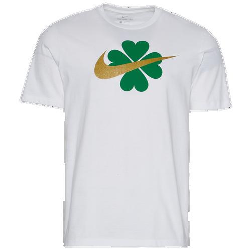 Nike Cottons MENS NIKE ST. PADDY T-SHIRT
