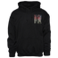 Lil Skies Big Butterfly Hoodie - Men's