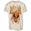 Lil Skies Flames Skull T-Shirt - Men's