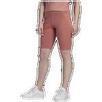 adidas Rib Biker Shorts - Women's