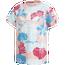 adidas AOP Floral T-Shirt - Girls' Grade School