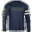 Under Armour College Performance L/S T-Shirt - Men's