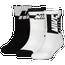 Nike 3 Pack HBR Dri-Fit Crew Socks - Boys' Preschool